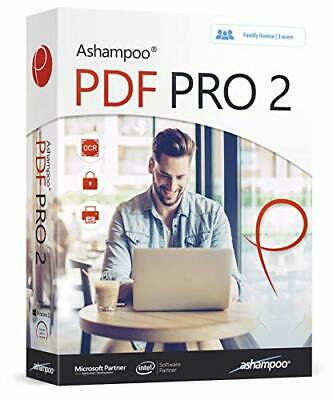 PDF Pro 2 - PDF Editor To Create, Edit, Convert And Merge PDFs - 100% Compatible • 40.65£