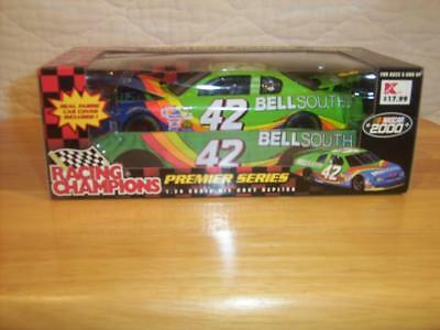 $19.99 • Buy 2000 ERTL Racing Champions Kenny Irwin #42 Bell South 1:24 & CAR COVER NASCAR
