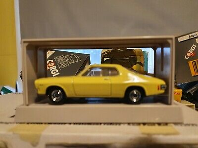 AU65 • Buy Trax TR18 Holden HQ Monaro Coupe Scale 1:43
