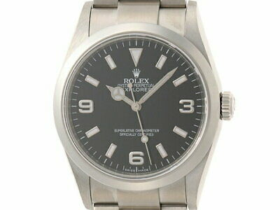 $ CDN10715.84 • Buy ROLEX Explorer 1 114270 Automatic #D041