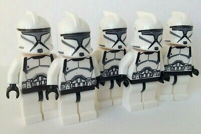 Clone Troopers, Trooper Star Wars 5X Mini-figures Compatible With Lego • 8.99£
