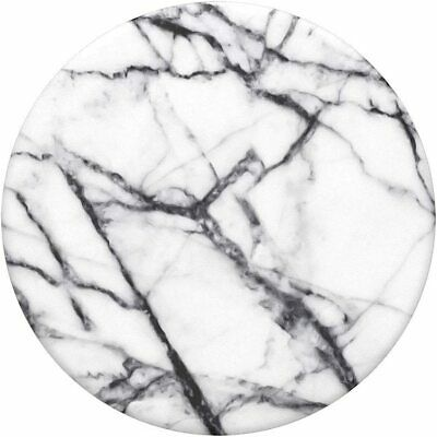 AU16 • Buy POPSOCKET - POPSOCKETS - Dove White Marble -Swappable Top- ORIGINAL POPGRIP