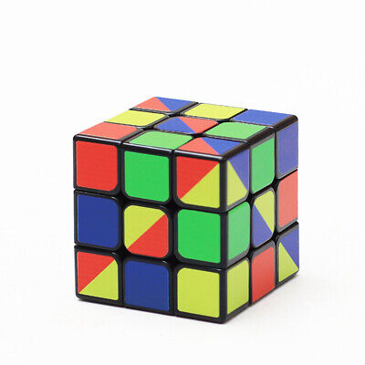 AU17.50 • Buy Educational Toys 3x3x3 Rubik Cube Puzzle Magic Cube Smooth Fast Speed Challenge