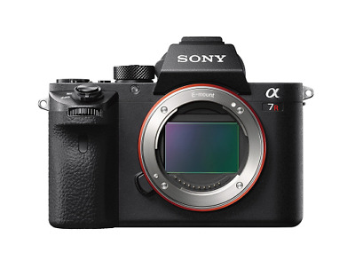 $ CDN2639.51 • Buy Sony Alpha A7R Mark II Digital Camera Body (ILCE-7RM2) - Refurbished