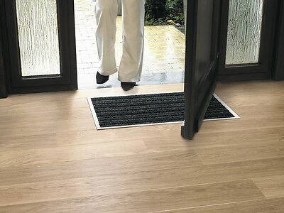 £80 • Buy Quick-Step Laminate Floor Entrance Mat System - Mat Well + Frame And Screws