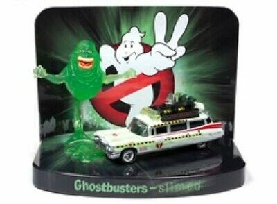 Johnny Lightning Sp078 1/64 1959 Cadillac Ghostbusters Ecto 1a & Slimer • 29.99£