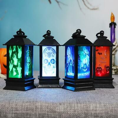 $ CDN8.49 • Buy Halloween LED Lamp Lights Colorful Glowing Night Lighthouses Home Decoration