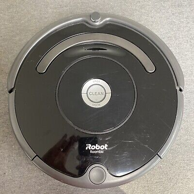 IRobot Roomba 614 Self-Charging Robot Vacuum [No Battery Or Charger] • 71.52£