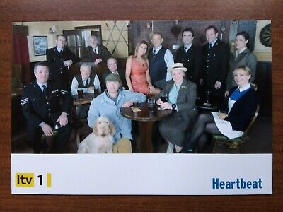 £6.99 • Buy Heartbeat Not Signed Cast Card The Aidensfield Arms
