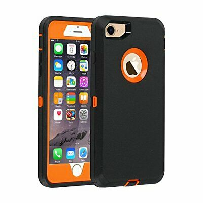 AU32.32 • Buy Co-Goldguard Case For IPhone 7 Heavy Duty IPhone 8 Cover Armor 3 In 1 Built