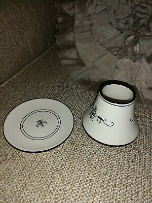 Yankee Candle Hotel Small Shade And Tray Set EHL300/EHL400 NEW • 10.99£