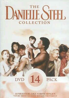 The Danielle Steel Collection (14 DVD) • 34.04£