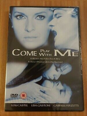 Come Play With Me Dvd • 7.50£