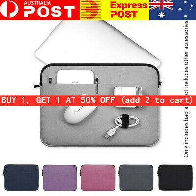 AU20.99 • Buy Laptop Bag Sleeve Case Cover For Lenovo HP Dell Asus Notebook 11 13 14 15  AU