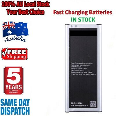 AU17.80 • Buy 2020 For Samsung Galaxy Note 4 Battery EB-BN910BBE With NFC -Local
