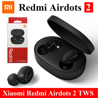 $ CDN13.10 • Buy For Xiaomi Bluetooth 5.0 Redmi Airdots 2 TWS Wireless Headset Stereo Bass & Mic