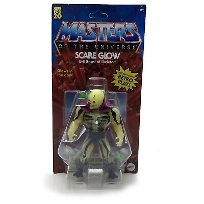 $42.95 • Buy Masters Of The Universe Origins SCARE GLOW  5.5  Figure MOTU IN-HAND
