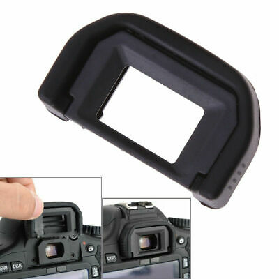 Rubber Viewfinder Cover DSLR Camera Eyecup Eyepiece For Canon EF 600D 550D 650D • 2.39£