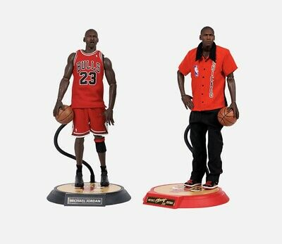 $715.85 • Buy Enterbay NBA Michael Jordan Final Edition Away 871 Of 5000 Brand New