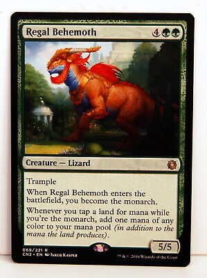 MTG Regal Behemoth • 6£