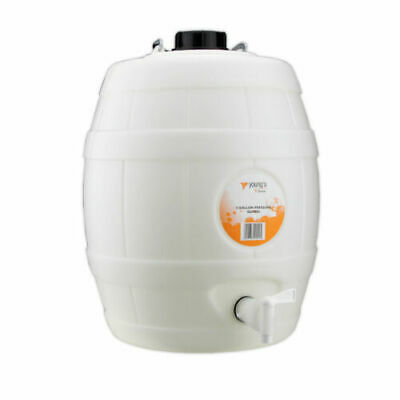 £39 • Buy Youngs 40 Pint Pressure Barrel For Home Brew Beer C/w Vent Cap. Brand New Keg.