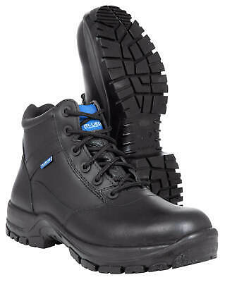 $82.44 • Buy BLUELINE PATROL MID SAFETY BOOT - Police/Military/Security/Paramedic