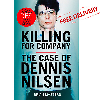 Killing For Company Paperback Book By Brian Masters Behind The ITV Drama Des  • 5.60£