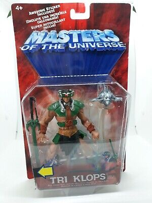 $25 • Buy MOTU 200x TRI-KLOPS VARIANT NEW ACTION FIGURE! MASTERS OF THE UNIVERSE A13