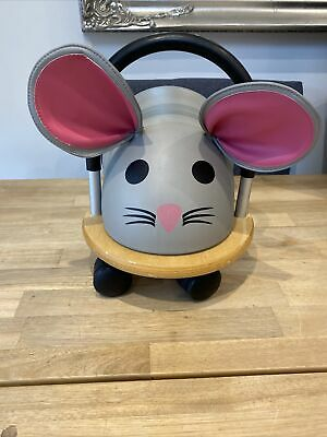 Wheely Bug Mouse Ride On - In Good Condition- XMAS GIFT - POSTAGE • 49.99£