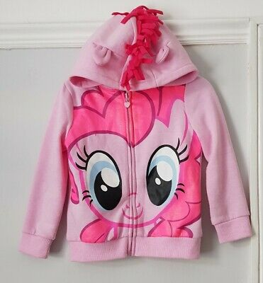 My Little Pony Pinkie Pie Hooded Zip Up Jacket 5-6 Years  • 7.99£