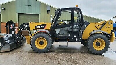 Cat TH414C Telehandler 500 Hours. Year 2015. (Jcb Manitou) • 33,500£