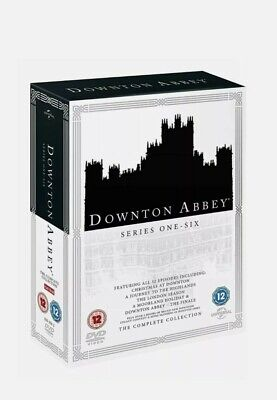 DOWNTON / DOWNTOWN ABBEY - The Complete TV Series Season 1-6 + Specials DVD NEW  • 38£