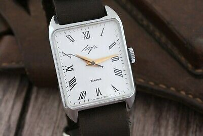 £48.87 • Buy Russian Watch Luch - Vintage Luch Watch USSR 1980s