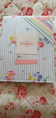 Cath Kidston King Size Duvet Cover With Two Matching Pillowcases. BN. Unopened. • 53£
