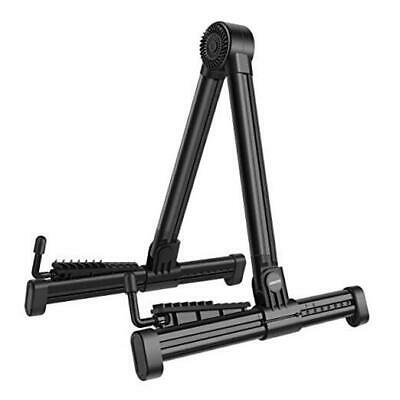 $ CDN30.08 • Buy  Guitar Stand Guitar Folding A-Frame Stand Floor Stand Adjustable Guitar Holder