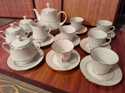 Regency Silver Tea Set. Noritake Crockery. Legendary/rc • 24.95£