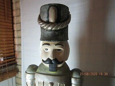 Soldier/guard Figure Statue.  Rare Russian, Italian? • 55£