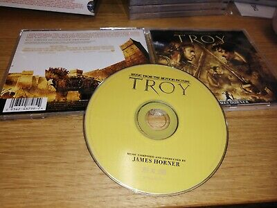 Troy Soundtrack Cd Good Condition James Horner • 3.50£