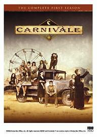 Carnivale - Series 1 (DVD, 2005, 6-Disc Set, Box Set) - Brand New And Sealed • 10£