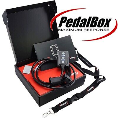 Dte Pedalbox 3S With Lanyard For Skoda Fabia 6Y3 51KW 10 2005-12 2007 1.4 T • 206.02£