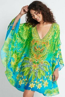 AU199 • Buy NEW North Beach Boutique CZARINA | Between The Raindrops Kaftan Dress