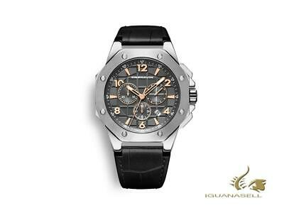 Cornavin Downtown Sport Quartz Watch, Chronograph, 44,5mm, Grey, CO2012-2004R • 465£