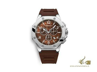 Cornavin Downtown Sport Quartz Watch, Chronograph, 44,5mm, Brown, CO2012-2003R • 465£