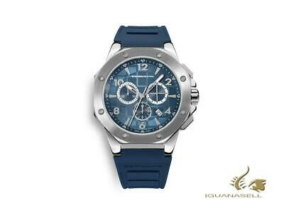 Cornavin Downtown Sport Quartz Watch, Chronograph, 44,5mm, Blue, CO2012-2020R • 465£