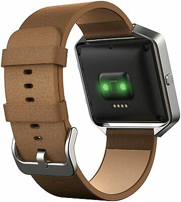 $ CDN41 • Buy Fitbit Blaze Accessory Band, Leather, Camel, Small