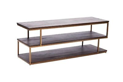 £325 • Buy John Lewis Coffee Table & Side Table Set Balance Wood + Brass Content By Conran