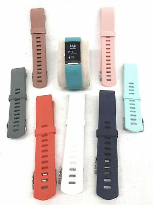 $ CDN58.80 • Buy Fitbit Charge 2 Bluetooth Smart Fitness Tracker Heart Rate + Phone Notifications