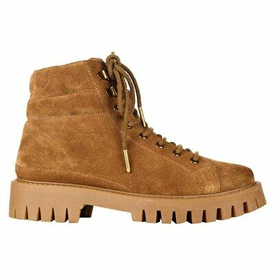 Superdry Selina Workboot Boots And Booties Women´s Shoes Brown • 65.99£