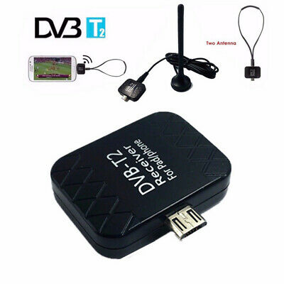 DTV Link DVB-T2 USB Digital TV Receiver Tuner Stick For Cell Phone Android Pad • 16.05£