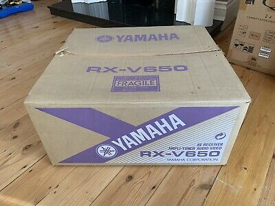 Yamaha Amplifier Receiver • 16.80£